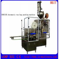 Wholesale single chamber coffee bag packing machine Model DXDC15G for CTC black tea and green tea and herbal teas from china suppliers