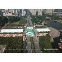 China Self - Cleaning 15x40m Movable Garden Party Marquee / Outdoor Event Canopy on sale