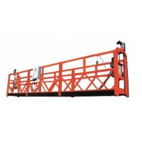 Wholesale Temporary Suspended Working Platform Safety , Hanging Work Platforms 800KG Loading Capacity from china suppliers