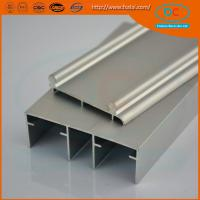 Wholesale Aluminum sliding track profile for window and doors, sling window profile from china suppliers