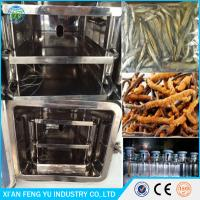 Wholesale factory price food processing Freeze Dryer Machine Manufacturer,Silicone Oil Heating Lyophilizer Machine For Sale from china suppliers