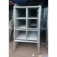 Wholesale Scaffold frame system. Safe and reliable. Good mechanical from china suppliers