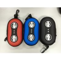 Wholesale Red / Blue / Black Portable Iphone Bluetooth Speakers Bag Shape from china suppliers
