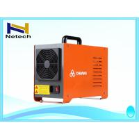 Wholesale Orange Ozone Generator Odor Free Ozone Machine 320 * 170 * 272 mm Carbon Steel from china suppliers