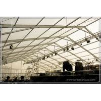 Wholesale Sturdy Aluminum Frame Wedding Reception Marquee / Outside Party Tents For Rent from china suppliers