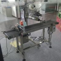 Wholesale Multi-angle Automatic Labeling Machine , Vertical Round Bottle Positioning Labeling Machine from china suppliers