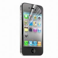 Wholesale 4H-8H Screen Protector for iPhone 4/4S, with Anti-scratch Feature from china suppliers