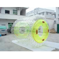 Wholesale Sporting Rolling Inflatable Zorb Ball 0.8mm TPU For For Kids Playing from china suppliers