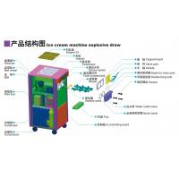 Wholesale 22L / H  Ice Cream Making Machines from china suppliers