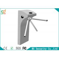 Wholesale Automatic Tripod Turnstile Gate,Passgates Turnstar with ZK Access Control System from china suppliers