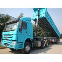 Wholesale SINOTRUK HOWO DUMP SEMI TRAILER  from china suppliers