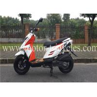 Wholesale Drum Brake Air Cooled Motorcycles Scooters 150CC , Gas Motor Scooters For Adults from china suppliers