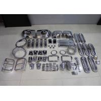 Wholesale Jeep Wrangler 2007+ Chrome Accessories 77pcs 08167 from china suppliers