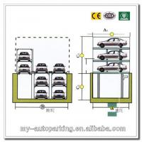 Wholesale +1-1 Pit Parking Lift Residential Pit Garage Stack Parking System from china suppliers