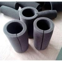 Wholesale Heat Insulation Polyester Tube Shaped Sponges , High Tensile Strength Impact Protection Foam from china suppliers