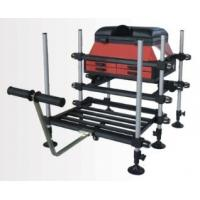 Wholesale Aluminium Fishing Seat Boxes with Leatherette Padded Seat STBX029 from china suppliers