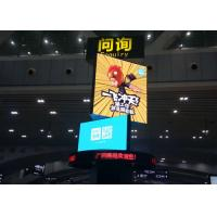 Wholesale P5 Smd Indoor Advertising LED Signs 3 Face Rolling Cubes Video Led Display For Shopping Mall from china suppliers