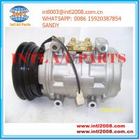 Wholesale A/C Del Compresor Pump DENSO 10P15 5280 For TOYOTA HILUX R -12 from china suppliers