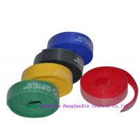 Wholesale Back To Back Hook And Loop Double Sided Sticky Tape , Dual Sided Velcro Adhesive Backing from china suppliers