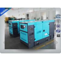 Wholesale Super Quiet Diesel Generator Set Standby 10Kw Small Volume , Perkins Engine Powered from china suppliers