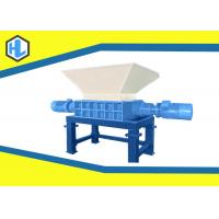 Wholesale 15mm Cutter Thickness Organic Waste Shredder Machine 5 - 15 M³/H Capacity from china suppliers