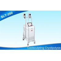 Wholesale Coolshape Cryolipolysis Fat Reduction Equipment , Cryotherapy Body Sculpting Machine from china suppliers