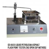 Wholesale Tag Open Cup Flash Point Tester for Asphalt from china suppliers