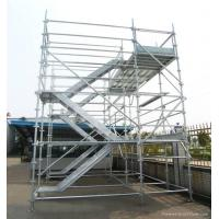 Wholesale Outdoor Modular Kwikstage Scaffolding / Quick Stage Scaffolding For Engineering Construction from china suppliers