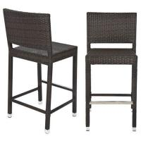Wholesale Bar chair rattan outdoor furniture set from china suppliers
