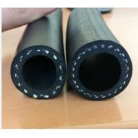 Wholesale Two Textile Reinforced Black Smooth Rubber Air Water Hose 20bar from china suppliers