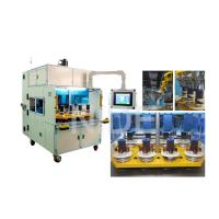 Wholesale Reliable Stator Winding Machine , Automatic Coil Winder Eight Working Stations from china suppliers
