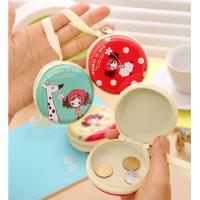 Wholesale Hot selling cartoon tinplate headset package, mini coin bag for wholesale  from china factury from china suppliers