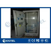 Wholesale Professional Weatherproof Outdoor Data Cabinet Energy Saving 2195×900×900 mm from china suppliers