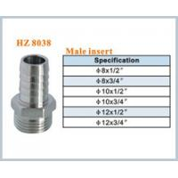 Wholesale brass plumbing fitting insert male from china suppliers