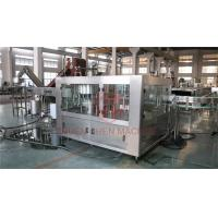 Wholesale Fruit Juice Plastic Bottle Filling Machine Spring Water Bottling Equipment from china suppliers