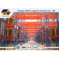 Wholesale Bureau Veritas Certification Pallet Warehouse Racking With Q235B Steel Code from china suppliers