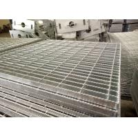 Wholesale Anti Slip Mild steel Steel Bar Grating / Q235 A36 SS304 Stainless Steel Floor Grating from china suppliers