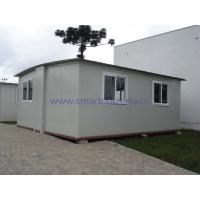 Wholesale Foldable Modular Prefabricated Housing / White Portable Emergency Housing from china suppliers