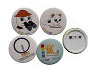 Wholesale Tin Metal Advertising Badge Button sevenstargifts TBB 104 from china suppliers