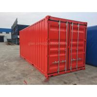 Wholesale 20ft Dry Containers from china suppliers