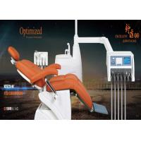 Wholesale Pelton Crane Foldable Dental Chair Equipment With LED Film System For Dental Instrument from china suppliers