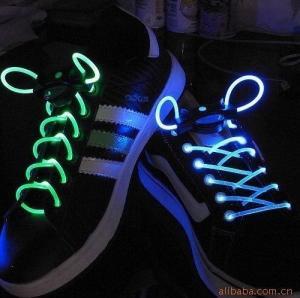 Wholesale LED Shoelace,Neon Glow Shoelace,Flashing Shoelace, from china suppliers