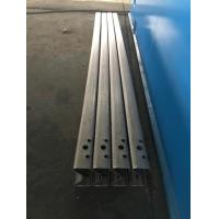 Wholesale M Shape Guardrail Roll Forming Machine 4.2mm thickness strong structure from china suppliers