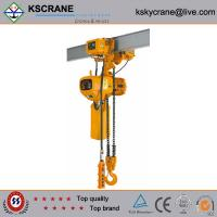 Wholesale 1t,2t,3t,5t,220V/380V Electric Chain Hoist With Good Quality and Best Price from china suppliers