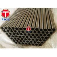 Wholesale GB/T3639 DOM Steel Tube Welded Carbon Steel Pipe EN10305-2 for Hydraulic Steel Tubing from china suppliers