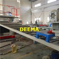 Quality Stone Sculpture Flooring Plastic Sheet Extrusion Line Nontoxic Additives for sale