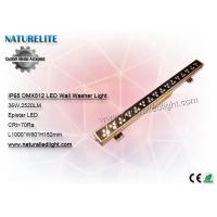 Wholesale DMX512 36W 1M Led Landscaping Lights Silver Epistar 24VDC 70CRI from china suppliers