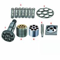Wholesale Hydraulic Piston Pump Parts with Set Plate , Center Pin for A7V A8V Pump from china suppliers