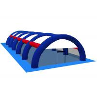 Wholesale 0.9mm PVC Tarpaulin Inflatable Paintball Arena ARENA08 from china suppliers