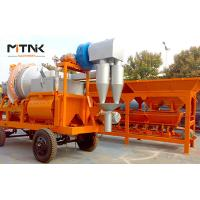 Wholesale LQY-10 Hot Mix Mobile Asphalt Plant For Sale from china suppliers